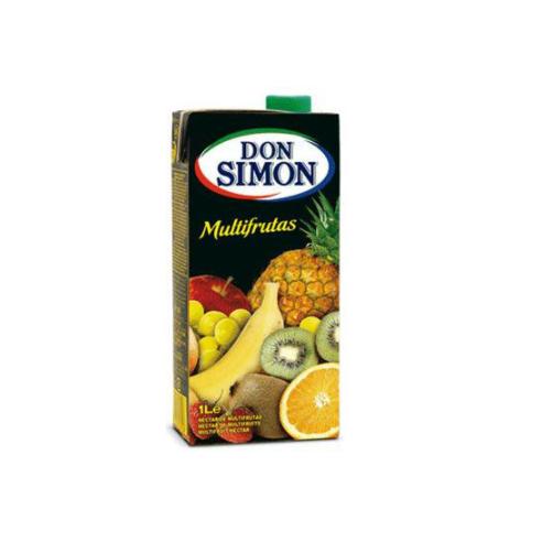 Nước Trái Cây Tổng Hợp Don Simon Hộp 1L x Thùng 12 Hộp