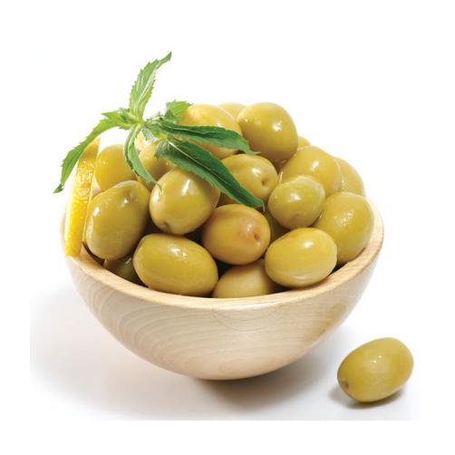 Olive Xanh Trái Nhỏ Nguyên Hạt Fragata Lọ 450g x Thùng 12 Lọ,