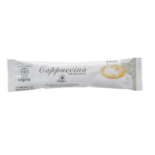 Cà phê Cappuccino G7 Trung Nguyên Hazelnut Hộp 216g,,