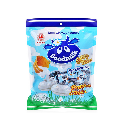 Kẹo Good Milk Hải Hà Gói 350g x Thùng 20 Gói
