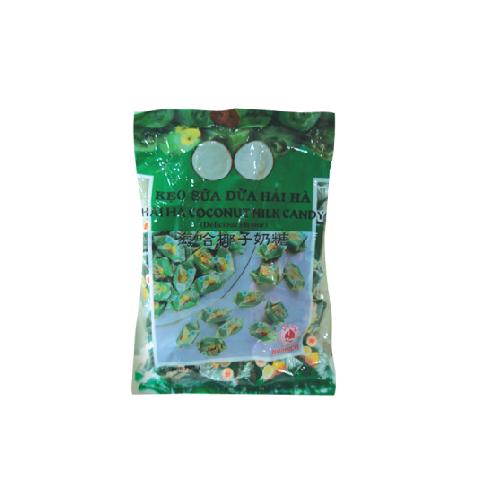 Kẹo Sữa Dừa Hải Hà Gói 150g x Thùng 50 Gói