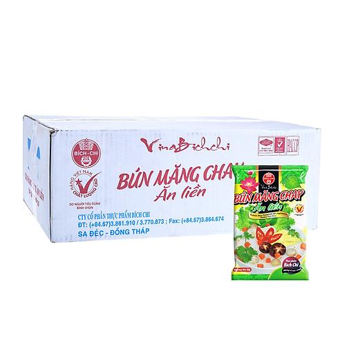 Bun Mang Chay Bich Chi Goi 60g x Thung 30 Goi,