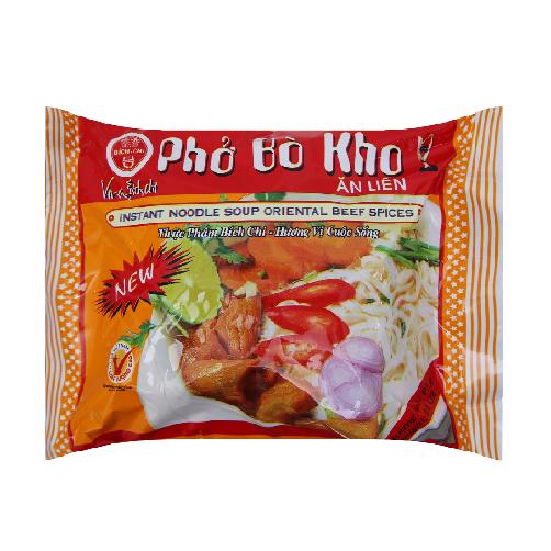 Pho Bo Kho Bich Chi Goi 60g x Thung 30 Goi