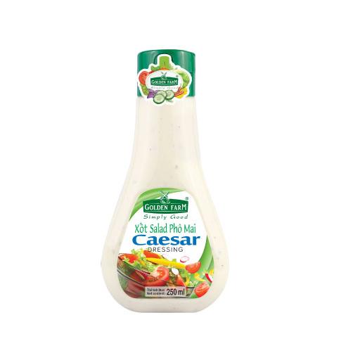 Sốt Salad Phô Mai Golden Farm Chai 250ml
