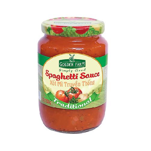 Xốt Mì Spaghetti Truyền Thống Mama Rosa Lọ 820g