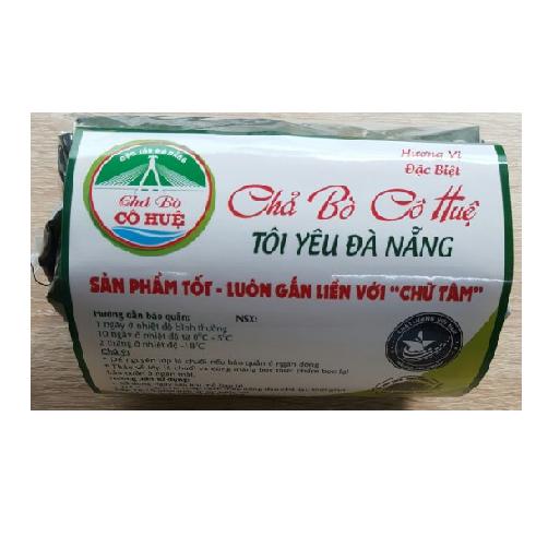 Cha Bo Truyen Thong Da Nang Co Hue Goi 500g
