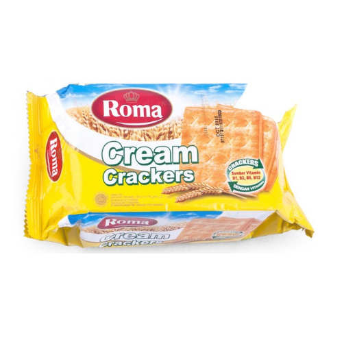 Banh Malkist Cream Crackers Roma Goi 135g