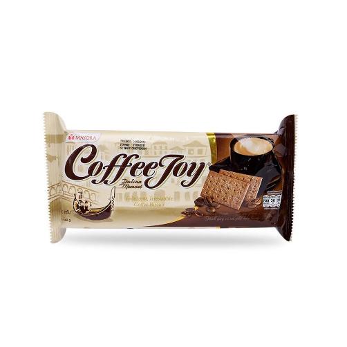Banh Quy Ca Phe Coffee Joy Goi 142g