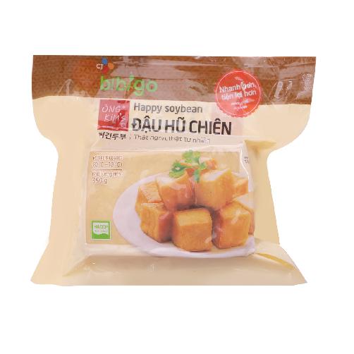 Dau Hu Chien Bibigo Ong Kim's Thuc Pham Cau Tre Goi 350g