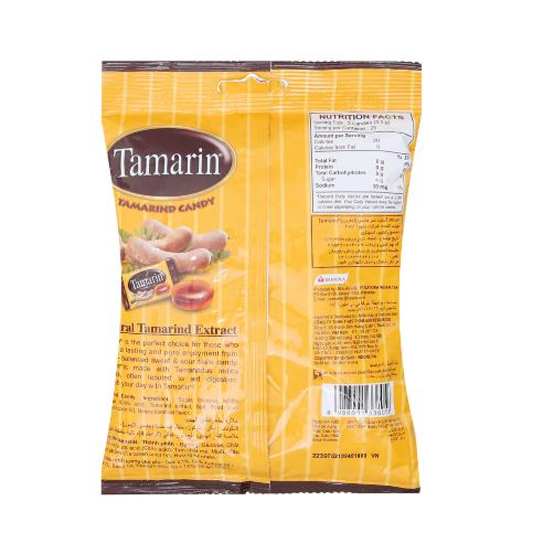 Tamarin Candy Gói 135g,